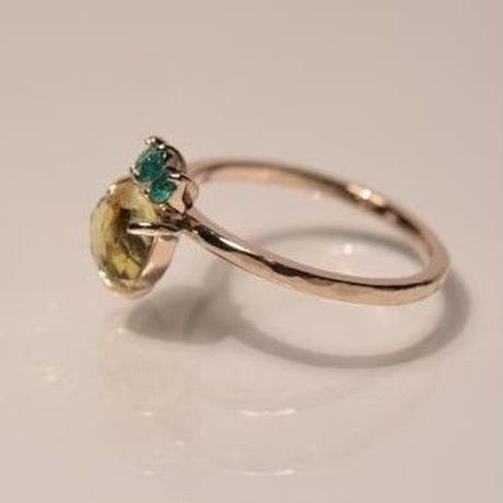 ichigo Ring  #6.5 (iro-008R-YB-E)
