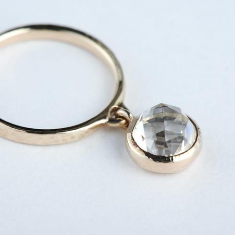White Topaz Ring (SNR-002WT)  #3