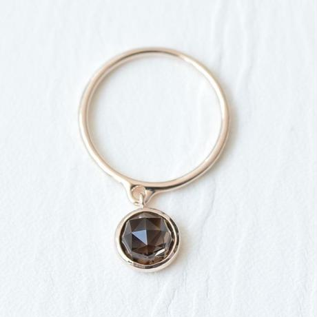Smoky Quartz Ring (SNR-003SQ)