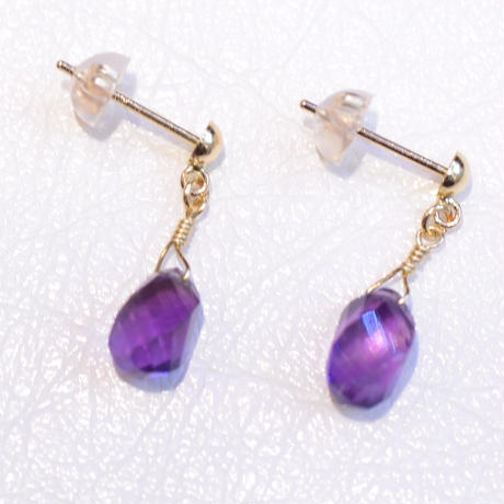 Amethyst Pierce (SNP-026AM-S)