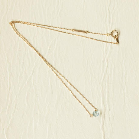 Sky Blue Topaz  Necklace  (SNN-015BT)