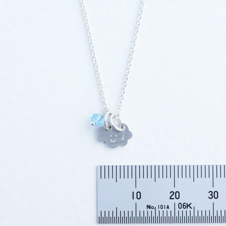 KATACHI Necklace (KATACHI-NEC-B-BT) Silver