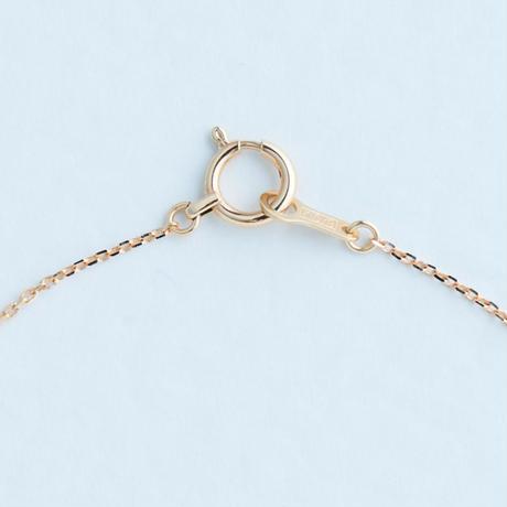 Apatite Bracelet (SNB-021AP)K10YG