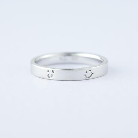 Order Made Marriage Ring#15 (KAR-014Pt950 B)