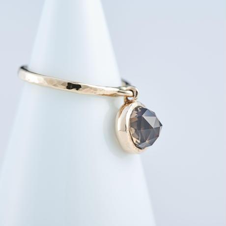 Smoky Quartz Ring (SNR-003SQ)