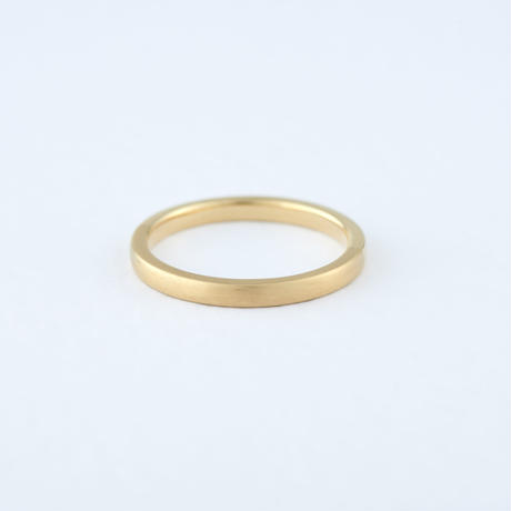 Order Made Marriage Ring  #11 (NS-011 K18YG)