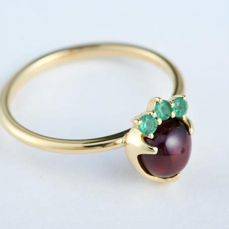 Ichigo Ring #12 (ichigo-ring-005 K18YG)