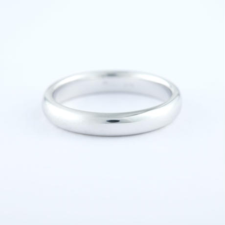 Order Made Marriage Ring (NS-010B-PT900)