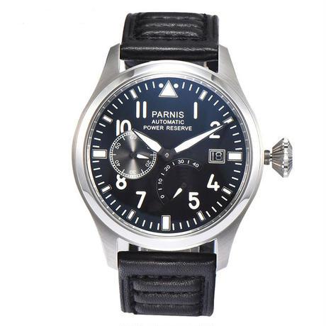 Parnis(パーニス ) メンズ 機械式腕時計 防水