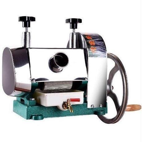 サトウキビ 絞り機 手動式 サトウキビジューサー 業務用