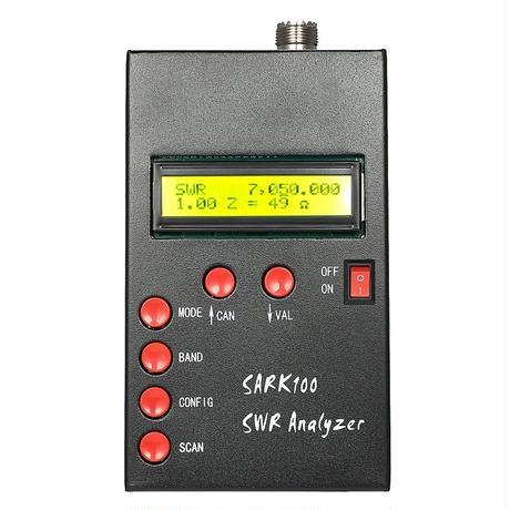 KKMOON   Sark100 1-60 mhz  アンテナアナライザー アマチュア無線