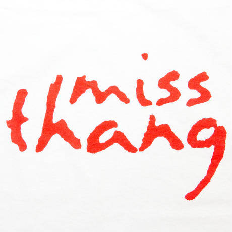 Miss Thang L/S