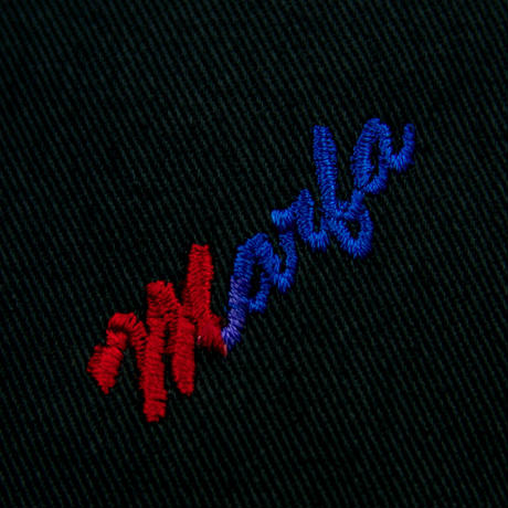 Marfa Titled 5 Panel Black