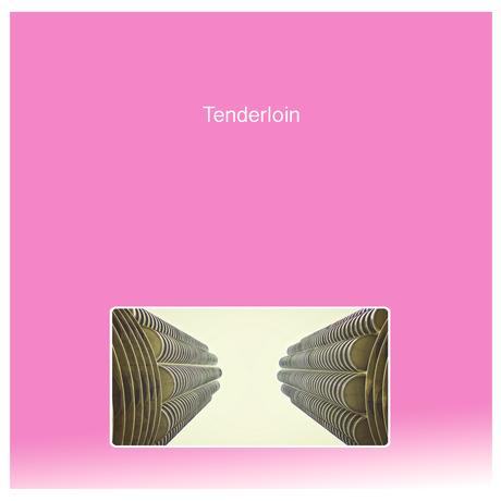 "Marfa joins with KID FRESINO "" Tenderloin"" 2 MIX CD"