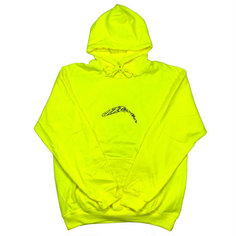 Miss Thang Extend Hoodie Neon Yellow, Neon Orange,