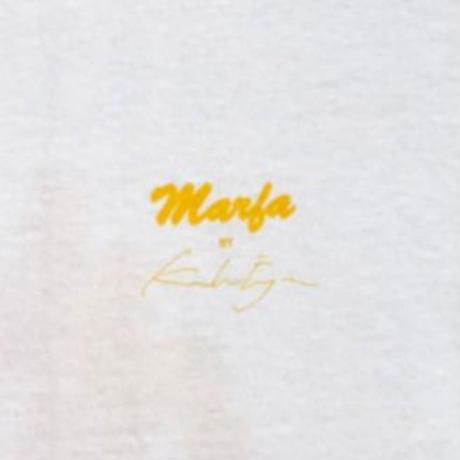 Marfa Titled White, Sand