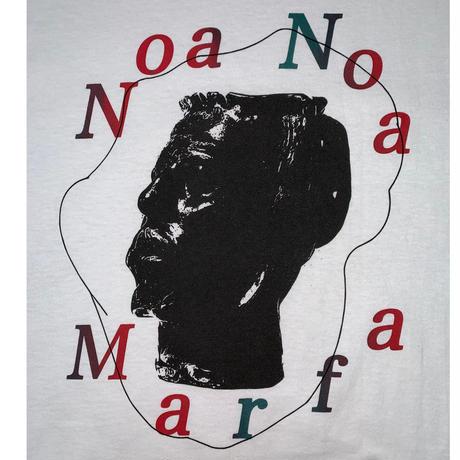 Noa Noa L/S Heather, White