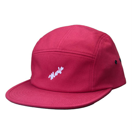 Marfa Titled 5 Panel Red
