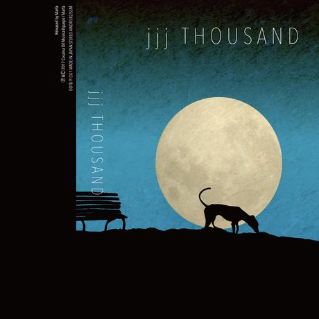 "JJJ "" THOUSAND"" Cassette Tape"