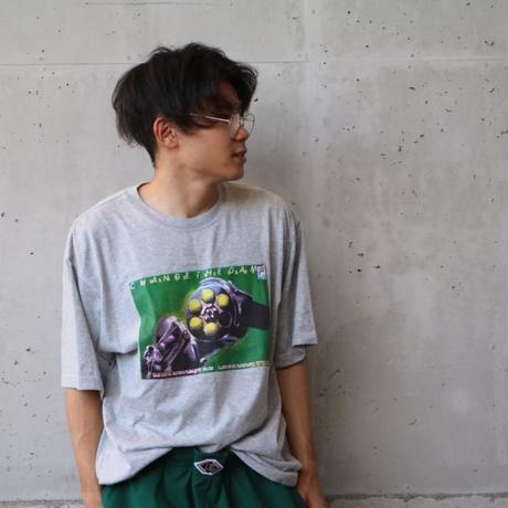 """古着 """"FILA"""" ワンポイントTシャツ"""