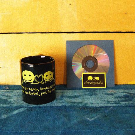 Ballad of Feb Mug + CD set (with Mini Sticker)