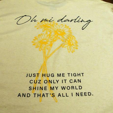 mi darling long sleeve t-shirt + CD set