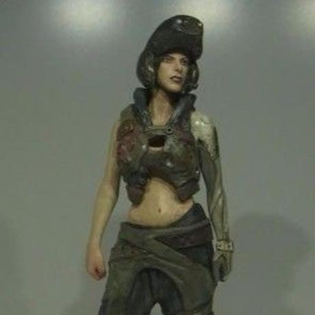 1/16 RAPOON Female Pilot Figure