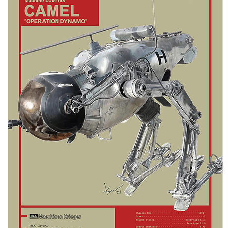"CAMEL ""OPERATION DYNAMO"""