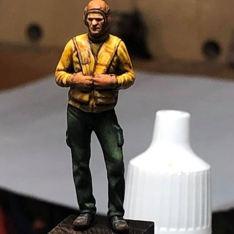 1/72  GaPPa  PROJECT Carrier crew  Figure 02