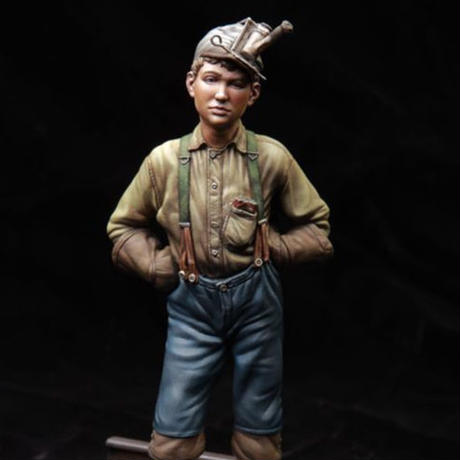 1/10  Tipple boy   炭鉱の少年