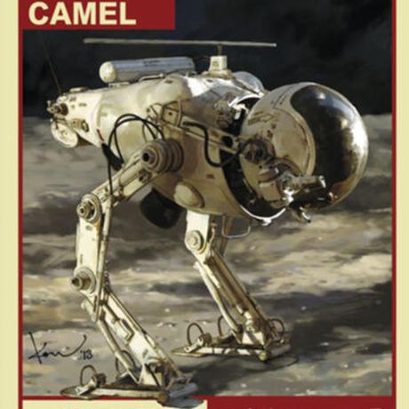 [SHIPPING AT JUN] LM-168 CAMEL