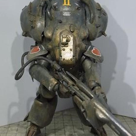 "MK44 H L.D.A.U ""BLACK KNIGHT """