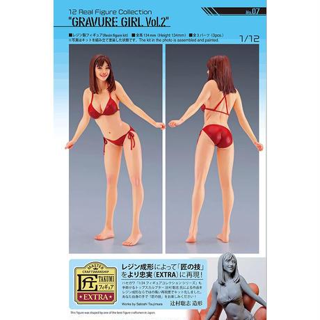 1/12 GRAVURE GIRL  Vol.2