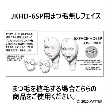 EXFACE-HD6SP