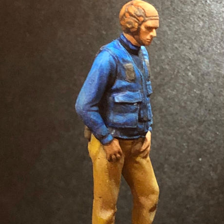 1/48  GaPPa  PROJECT Carrier crew  Figure 03