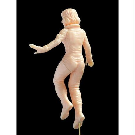 "MERCENARY TROOPS FEMALE SPACE PILOT B  ""Floating"" <Low gravity / aerobic environment>"