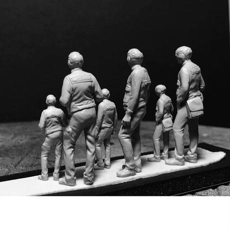 1/48  GaPPa  PROJECT Carrier crew  Figure 02