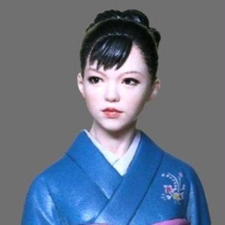 1/24 Kimono-Musume