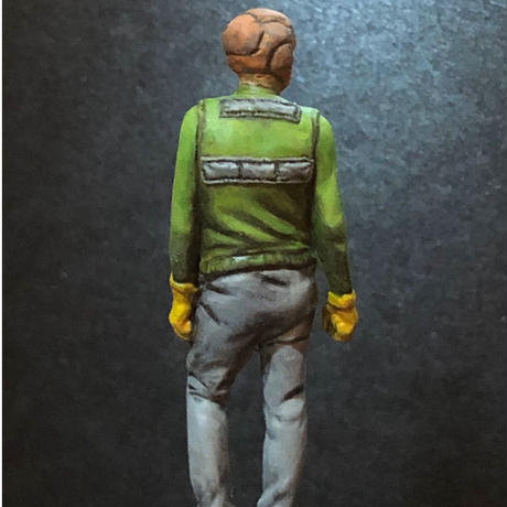 1/72  GaPPa  PROJECT Carrier crew  Figure 01