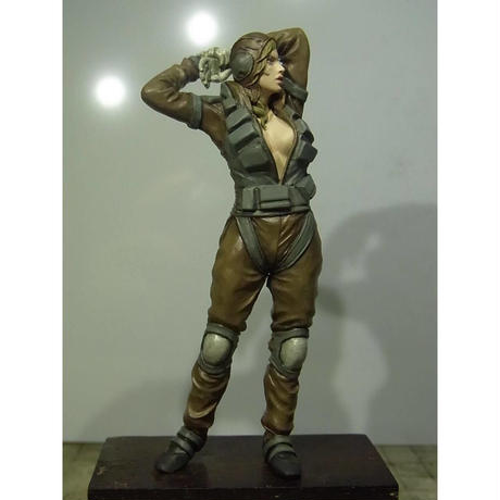 MK44 Female Pilot Figure