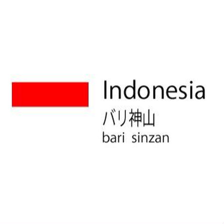 (生豆)バリ神山 bari  sinzan Indonesia 500g