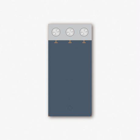 PALE TONE COVER SET D3 - BLUE
