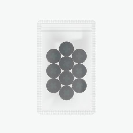 Plastic Disc(25mm)  10 pcs