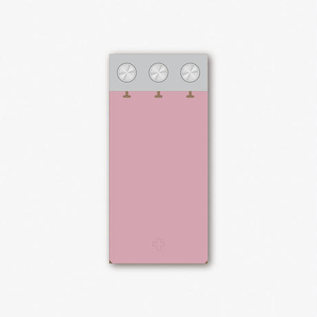 PALE TONE COVER SET D3 - PINK