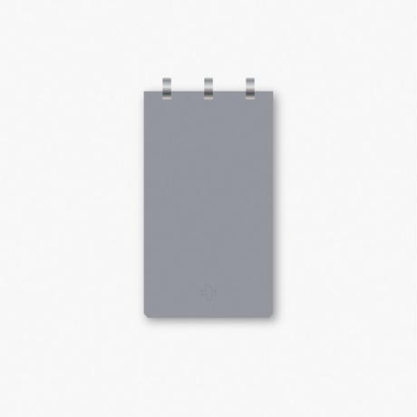 PALE TONE COVER SET D3 - GRAY