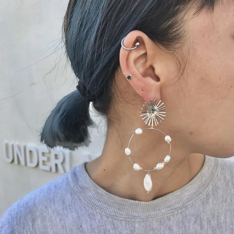 anc001 [EAR POSTS :SILVER925]