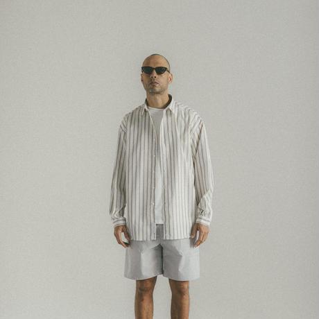 STRIPE CRAFTMAN SHIRTS