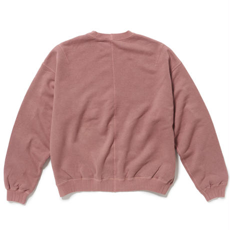 WOOLY CREW SWEAT