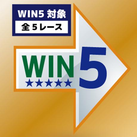 WIN5(2019年02月24日分)