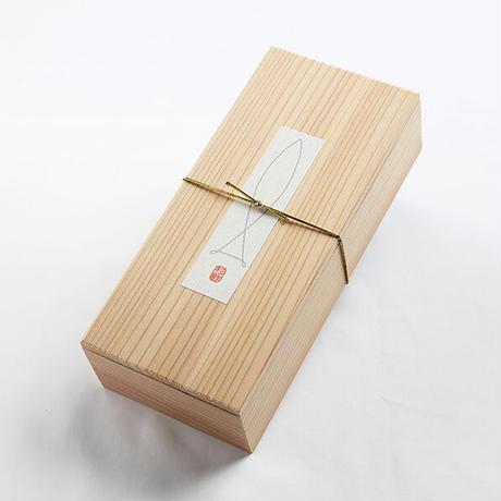 【季節限定・予約販売】杉鮓 sugizushi 7切(杉箱)※プレーン・タイプ